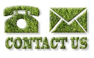 contact us for garden maintenance services