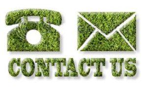 contact us for garden maintenance services